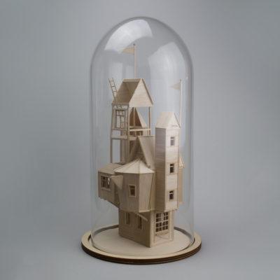 Story Objects — Balsa wood